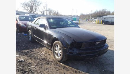 2008 Ford Mustang Convertible for sale 101413773
