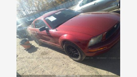 2008 Ford Mustang Coupe for sale 101414198