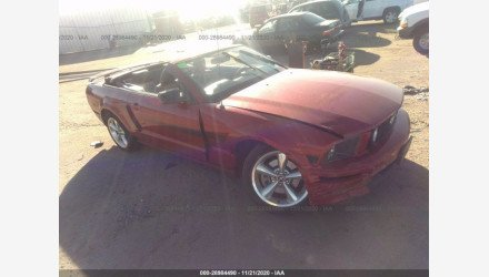 2008 Ford Mustang GT Convertible for sale 101436396