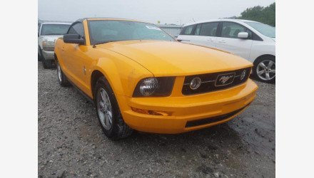 2008 Ford Mustang Convertible for sale 101438614