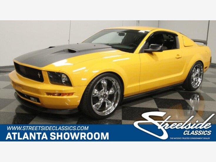 2008 Ford Mustang Coupe for sale 101495230