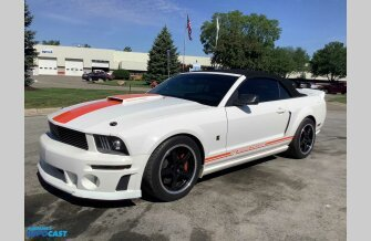 2008 Ford Mustang GT Convertible for sale 101533444