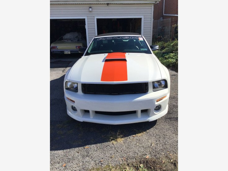 2008 Ford Mustang Convertible for sale 101398749