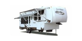 2008 Forest River Sandpiper 335RGT specifications
