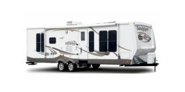 2008 Forest River Sandpiper 351BHT specifications