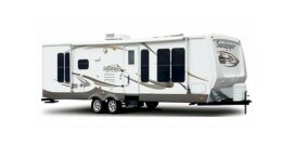 2008 Forest River Sandpiper 402FKD specifications
