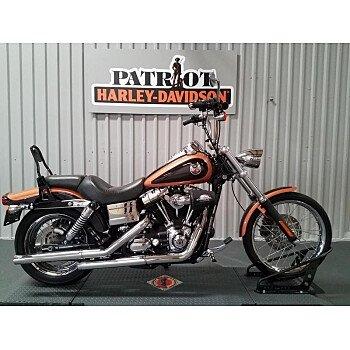 2008 Harley-Davidson Dyna for sale 200786042