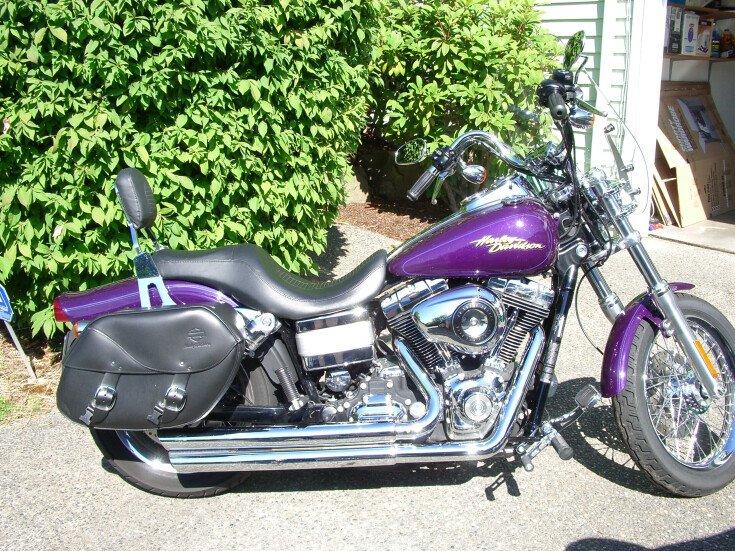2008 Harley-Davidson Dyna for sale 201089495