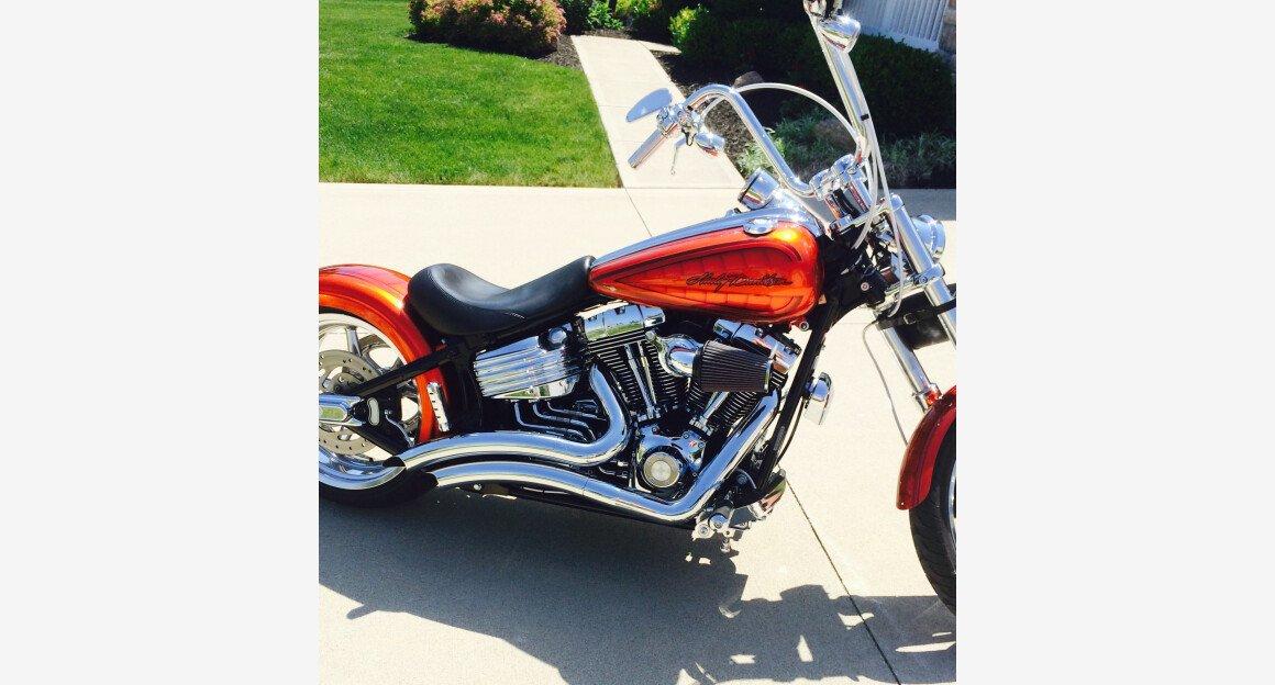 2008 Harley-Davidson Softail for sale 200593067