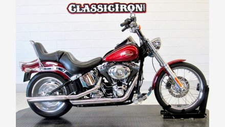 2008 Harley-Davidson Softail for sale 200632947