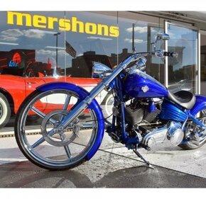 2008 Harley-Davidson Softail for sale 200645268