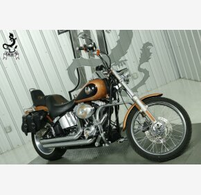 2008 Harley-Davidson Softail for sale 200648043
