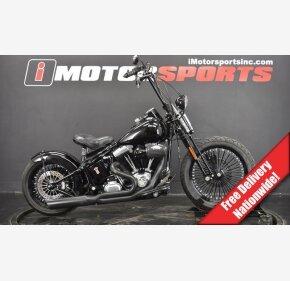 2008 Harley-Davidson Softail for sale 200728879