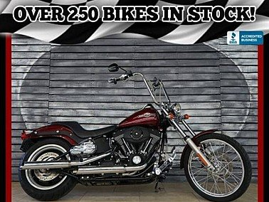 2008 Harley-Davidson Softail for sale 200898979