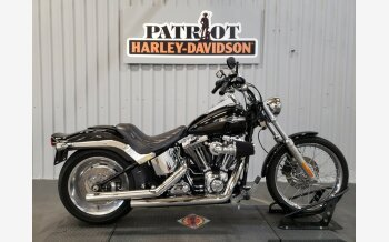 2008 Harley-Davidson Softail for sale 201031025