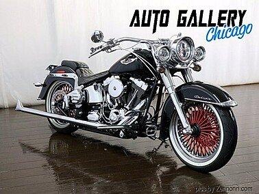 2008 Harley-Davidson Softail for sale 201139737
