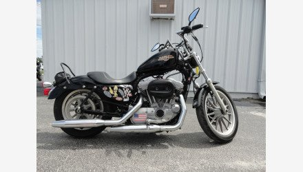 2008 Harley-Davidson Sportster for sale 200589563