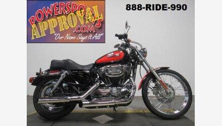 2008 Harley-Davidson Sportster for sale 200737624