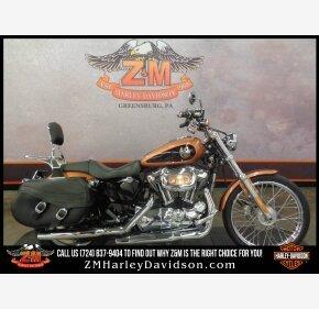 2008 Harley-Davidson Sportster for sale 200838674