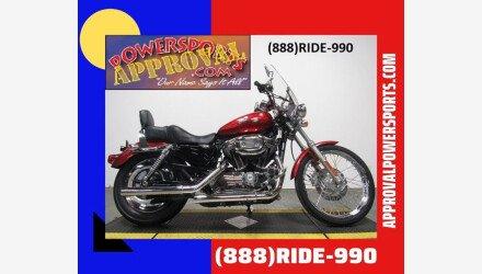 2008 Harley-Davidson Sportster for sale 200839292