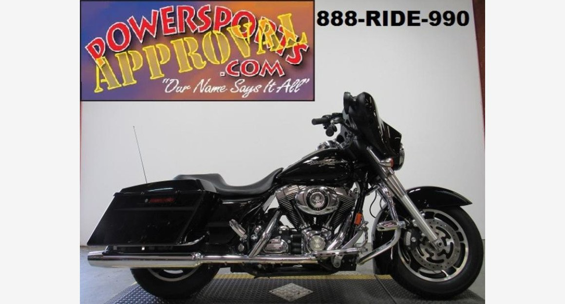 2008 Harley-Davidson Touring Street Glide for sale 200594614