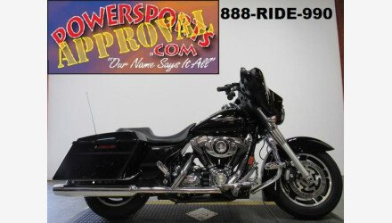 2008 Harley-Davidson Touring Street Glide for sale 200594614