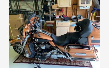2008 Harley-Davidson Touring Ultra Classic Electra Glide Anniversary for sale 200772110