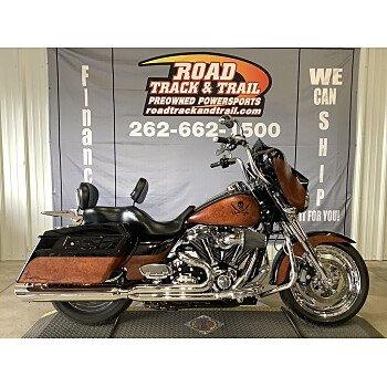 2008 Harley-Davidson Touring Street Glide for sale 201103145