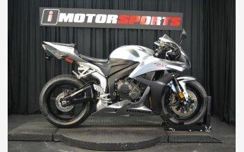 2008 Honda CBR600RR for sale 200646054