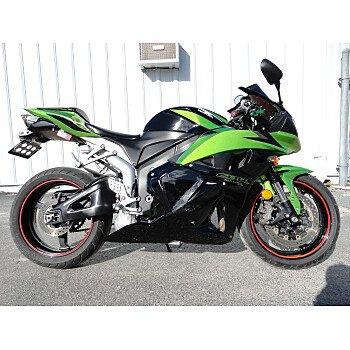 2008 Honda CBR600RR for sale 200646996
