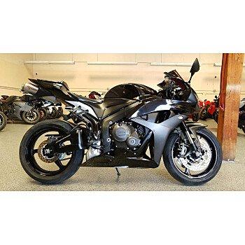 2008 Honda CBR600RR for sale 200707134