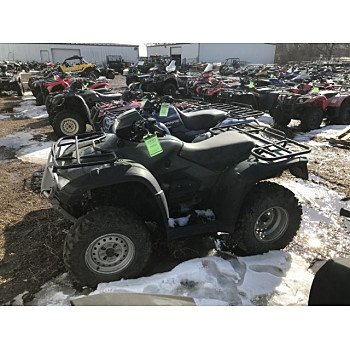 2008 Honda FourTrax Foreman for sale 200550175