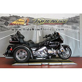 2008 Honda Gold Wing for sale 200728684