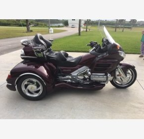 2008 Honda Gold Wing for sale 200754487