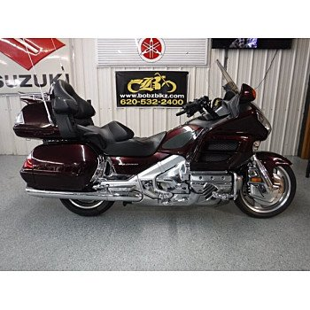 2008 Honda Gold Wing for sale 200791583