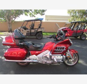 2008 Honda Gold Wing for sale 200834807