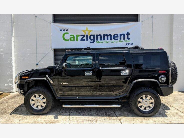 2008 Hummer H2 for sale 101420743