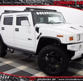 2008 Hummer H2 for sale 101460572