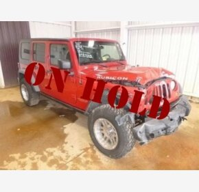2008 Jeep Wrangler 4WD Unlimited Rubicon for sale 100982827