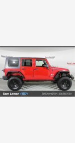 2008 Jeep Wrangler 4WD Unlimited X for sale 101024644