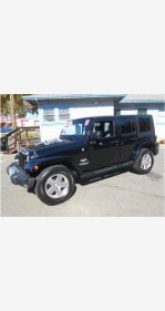 2008 Jeep Wrangler 4WD Unlimited Sahara for sale 101052327