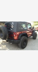 2008 Jeep Wrangler 4WD Rubicon for sale 101094393