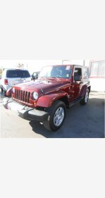 2008 Jeep Wrangler 4WD Sahara for sale 101095095