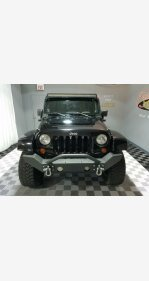 2008 Jeep Wrangler 4WD Sahara for sale 101127900