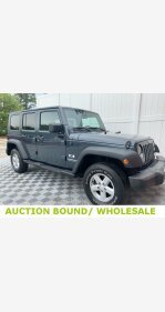 2008 Jeep Wrangler 4WD Unlimited X for sale 101127968