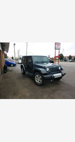 2008 Jeep Wrangler 4WD Unlimited Sahara for sale 101202828