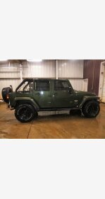 2008 Jeep Wrangler 4WD Unlimited Sahara for sale 101223395