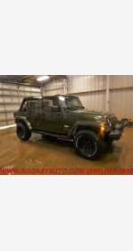 2008 Jeep Wrangler 4WD Unlimited Sahara for sale 101277633