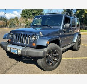 2008 Jeep Wrangler 4WD Unlimited Sahara for sale 101299645