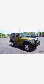 2008 Jeep Wrangler for sale 101343053
